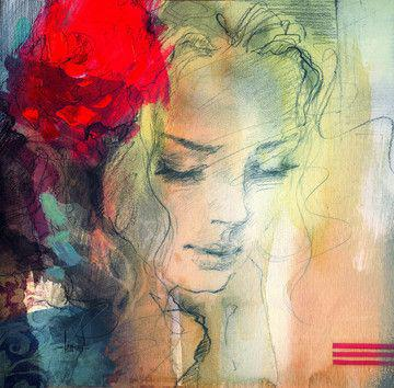 Love in a mess erhynireh for Beautiful painting images